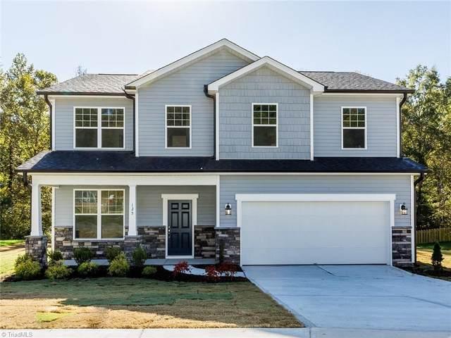 107 Charleston Ridge Drive, Mocksville, NC 27028 (MLS #1044483) :: Berkshire Hathaway HomeServices Carolinas Realty