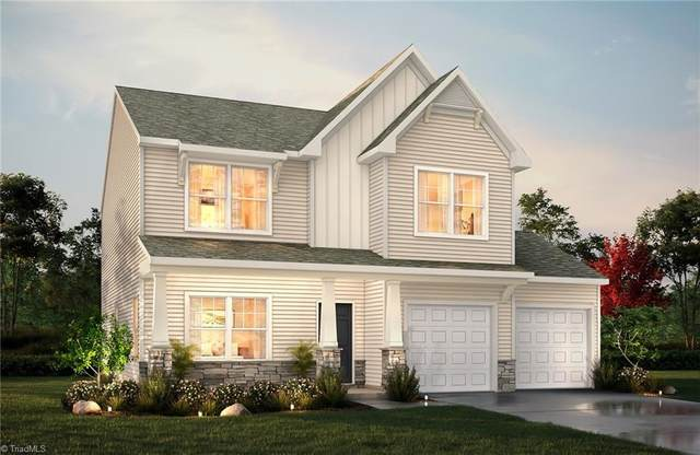 5744 Skylark Road #1, Pfafftown, NC 27040 (MLS #1044571) :: Berkshire Hathaway HomeServices Carolinas Realty