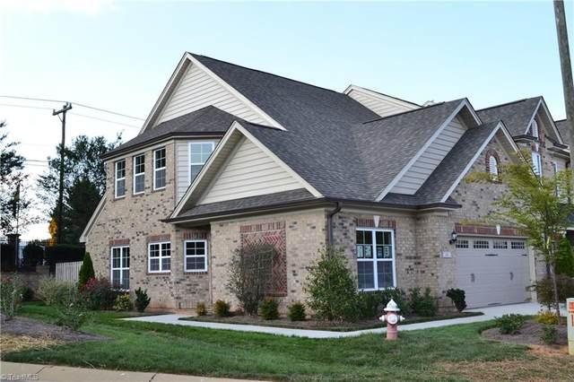 216 Saint Michael Drive #161, Gibsonville, NC 27249 (#1044593) :: Mossy Oak Properties Land and Luxury