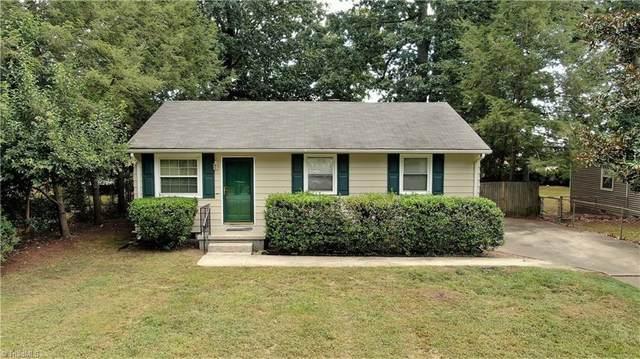 2911 Wildwood Drive, Greensboro, NC 27407 (MLS #1044635) :: Berkshire Hathaway HomeServices Carolinas Realty