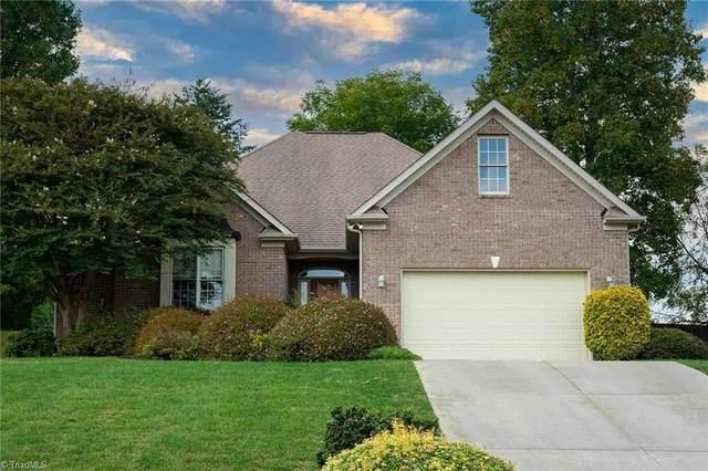 4301 Poplar Creek Lane, High Point, NC 27265 (MLS #1044637) :: Berkshire Hathaway HomeServices Carolinas Realty