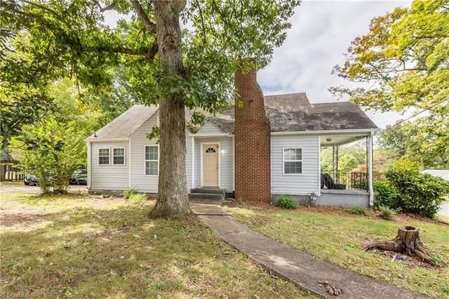 4724 Old Rural Hall Road, Winston Salem, NC 27105 (MLS #1044715) :: Berkshire Hathaway HomeServices Carolinas Realty
