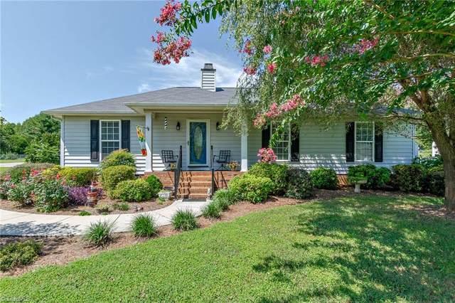 715 Ben Lee Road, Thomasville, NC 27360 (MLS #1044734) :: Berkshire Hathaway HomeServices Carolinas Realty