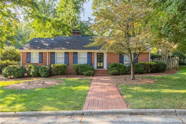 101 Irving Park Court, Greensboro, NC 27408 (MLS #1044865) :: Berkshire Hathaway HomeServices Carolinas Realty