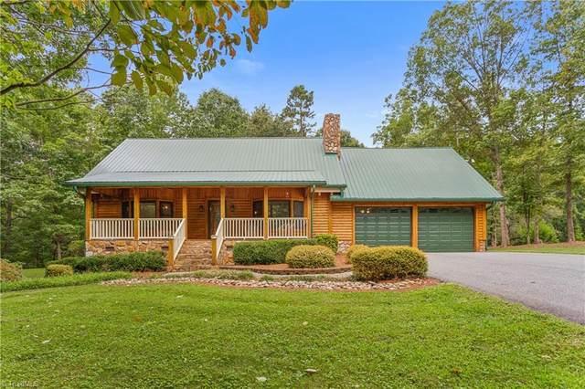 679 Bonnie Regan Road, Thomasville, NC 27360 (MLS #1044881) :: Witherspoon Realty