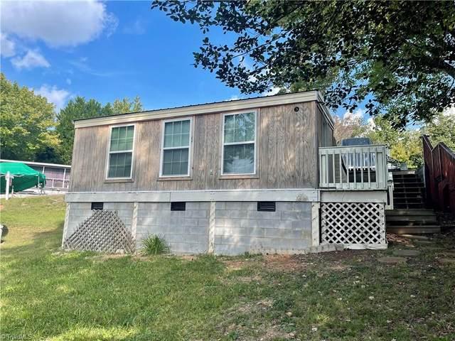 162 Dogwood Circle, New London, NC 28127 (MLS #1044895) :: Berkshire Hathaway HomeServices Carolinas Realty