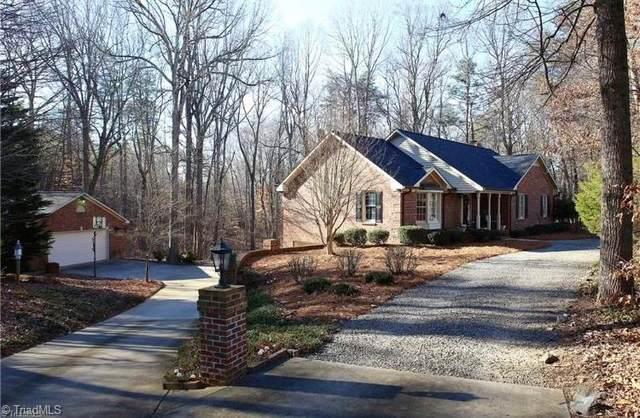 621 Cicero Road, Greensboro, NC 27455 (MLS #1044974) :: Berkshire Hathaway HomeServices Carolinas Realty
