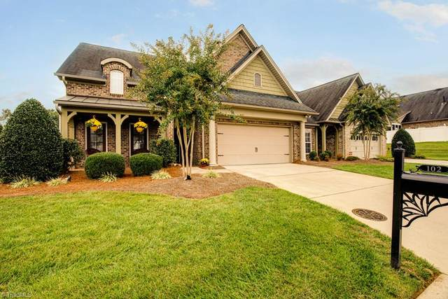 102 Sweetwater Court, Clemmons, NC 27012 (MLS #1045023) :: Ward & Ward Properties, LLC