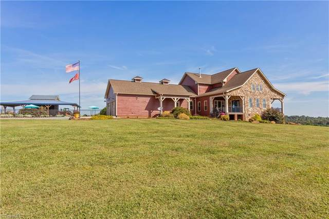 7191 Sockwell Road, Elon, NC 27244 (MLS #1045026) :: Witherspoon Realty