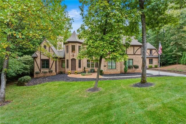 8302 Linville Oaks Drive, Oak Ridge, NC 27310 (MLS #1045028) :: Hillcrest Realty Group