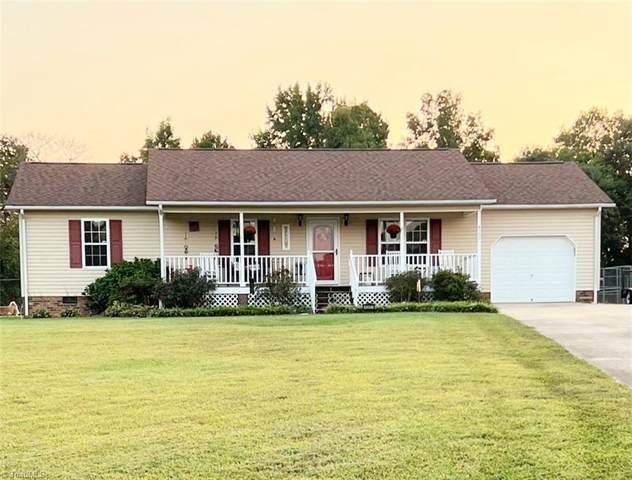 4357 Huntington Drive, Trinity, NC 27370 (#1045041) :: Mossy Oak Properties Land and Luxury