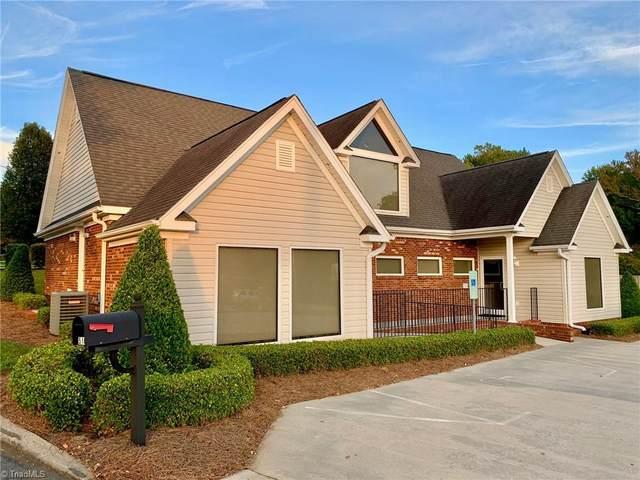 510 & 508 W Center Street, Lexington, NC 27292 (MLS #1045043) :: Berkshire Hathaway HomeServices Carolinas Realty