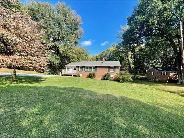 1116 Rustic Road, Greensboro, NC 27410 (MLS #1045083) :: Ward & Ward Properties, LLC