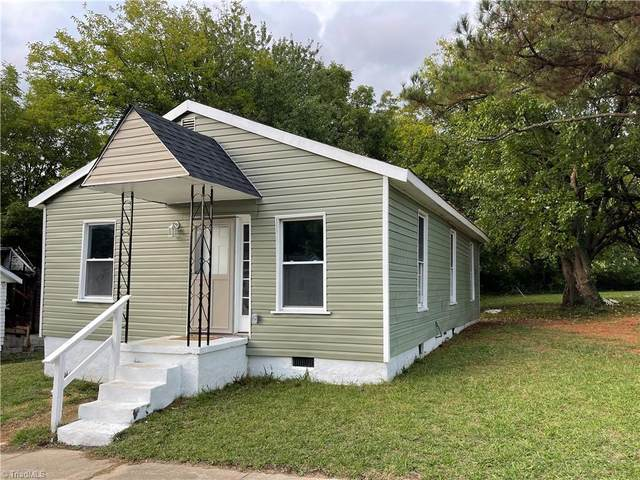 1217 R C Baldwin Avenue, High Point, NC 27260 (MLS #1045093) :: Hillcrest Realty Group