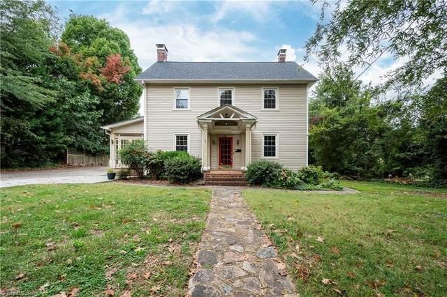 434 S Hawthorne Road, Winston Salem, NC 27103 (MLS #1045094) :: Ward & Ward Properties, LLC
