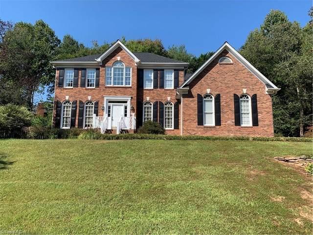 4005 Obriant Place, Greensboro, NC 27410 (#1045123) :: Rachel Kendall Team