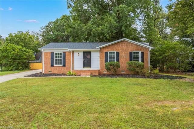 3322 Colony Drive, Jamestown, NC 27282 (MLS #1045138) :: Berkshire Hathaway HomeServices Carolinas Realty