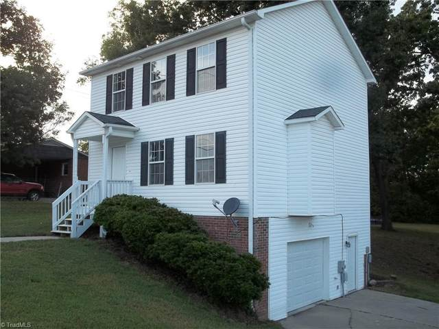 1065 Ball Park Road, Thomasville, NC 27360 (MLS #1045168) :: Hillcrest Realty Group