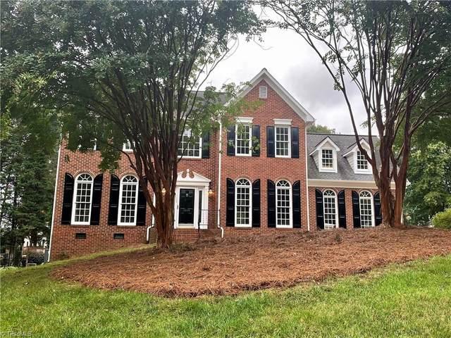 3009 Cardinal Ridge Drive, Greensboro, NC 27410 (MLS #1045177) :: Ward & Ward Properties, LLC