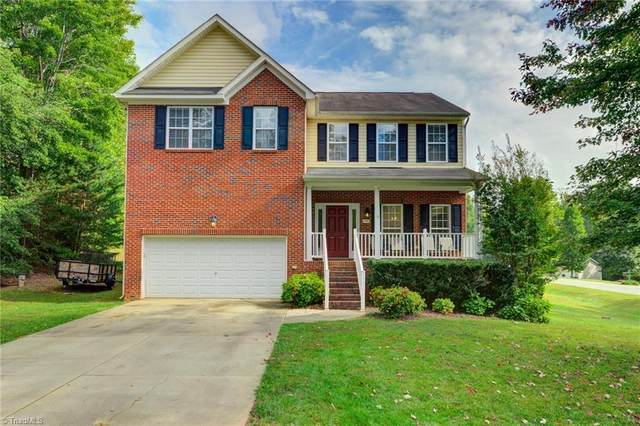 198 Twin Creeks Drive, Stokesdale, NC 27357 (MLS #1045220) :: Hillcrest Realty Group