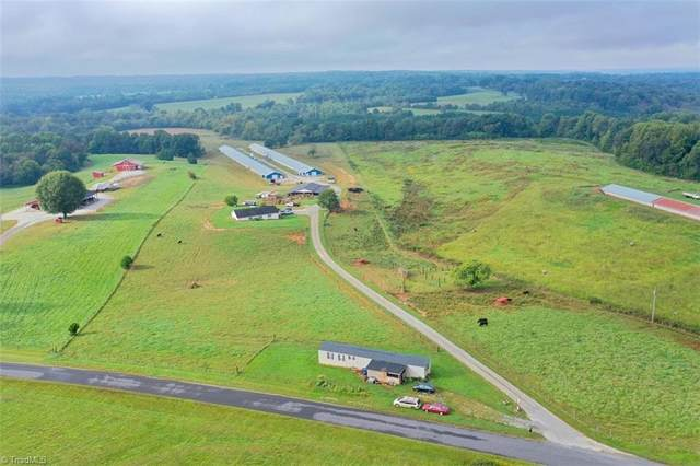 190 Campground Road, Statesville, NC 28677 (MLS #1045258) :: Witherspoon Realty