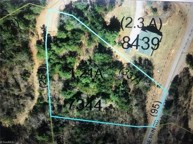 0 Ridge Run Road, Boomer, NC 28606 (#1045288) :: Mossy Oak Properties Land and Luxury