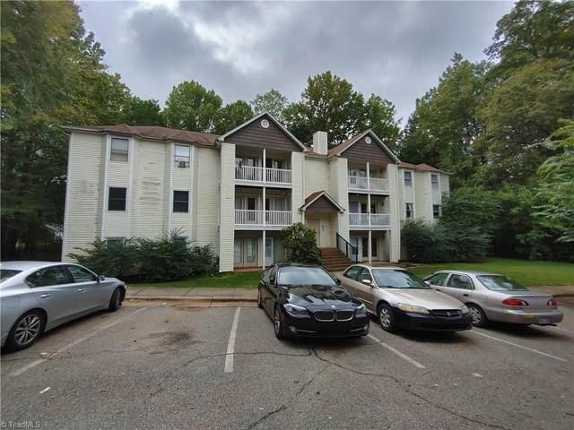 2332 W Vandalia Road G, Greensboro, NC 27407 (#1045291) :: Premier Realty NC