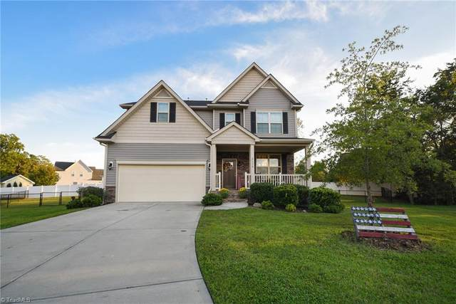 2179 Aramanche Drive, Burlington, NC 27215 (MLS #1045298) :: Witherspoon Realty