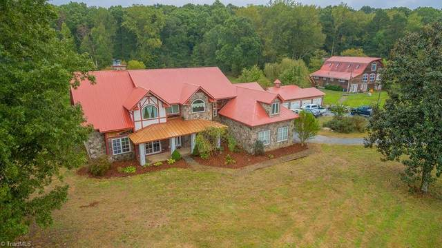 577 Crousetown Road, Lexington, NC 27292 (MLS #1045366) :: Ward & Ward Properties, LLC