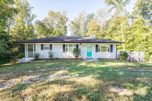 4344 Midway School Road, Winston Salem, NC 27107 (MLS #1045448) :: Berkshire Hathaway HomeServices Carolinas Realty