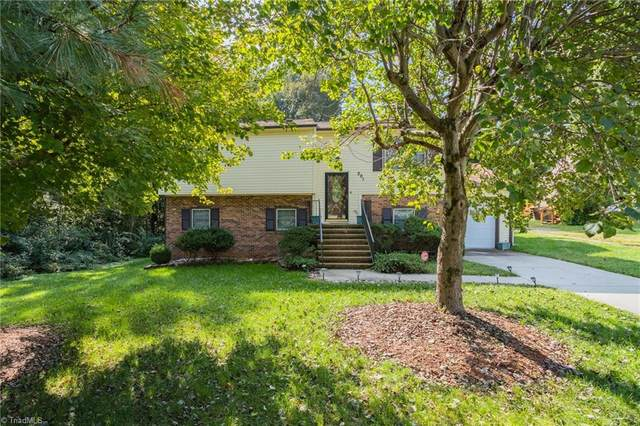 201 Corliss Street, Greensboro, NC 27406 (MLS #1045474) :: Witherspoon Realty