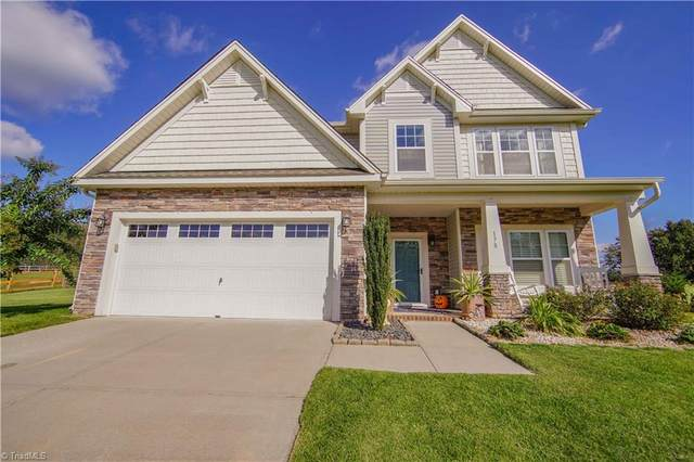 178 Old Homeplace Drive, Advance, NC 27006 (#1045482) :: Rachel Kendall Team