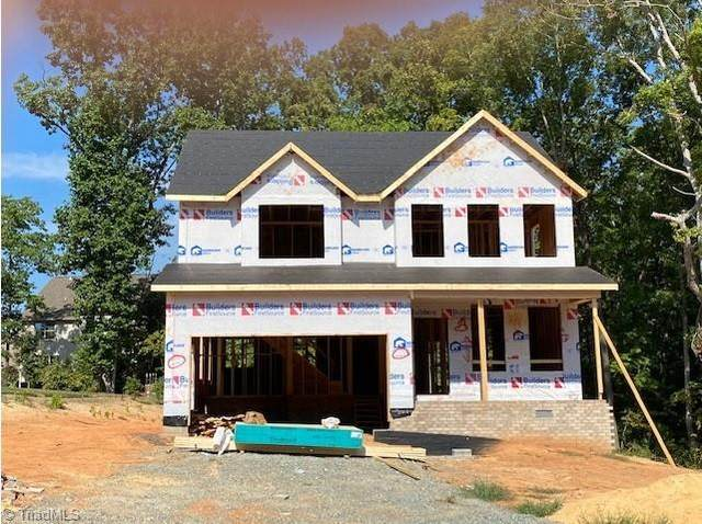 1205 Brookview Drive Lot 54, Elon, NC 27244 (MLS #1045493) :: Witherspoon Realty