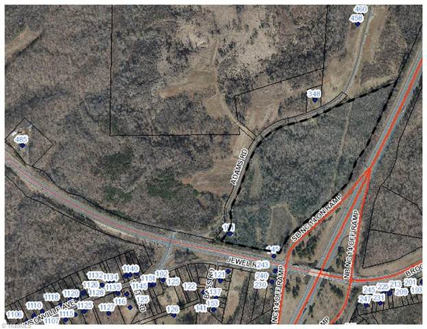0 Adams Road, Reidsville, NC 27320 (#1045561) :: Mossy Oak Properties Land and Luxury