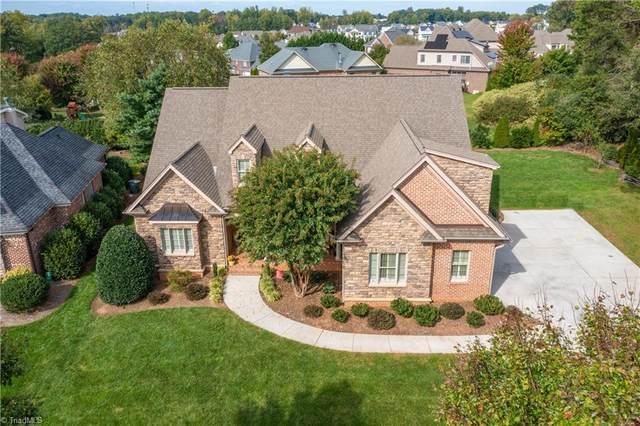 5453 Brookberry Farm Road, Winston Salem, NC 27106 (MLS #1045576) :: Witherspoon Realty