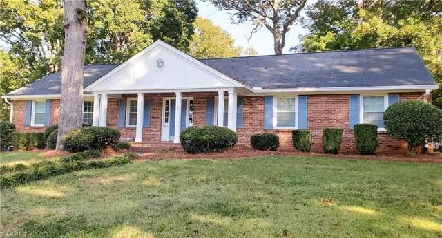 3831 Northriding Road, Winston Salem, NC 27104 (#1045589) :: Mossy Oak Properties Land and Luxury