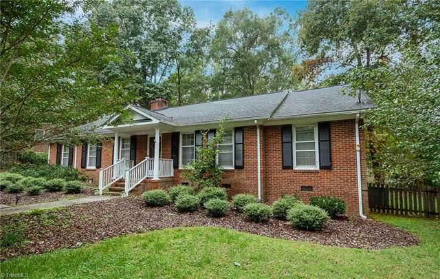 5014 Forest Oaks Drive, Greensboro, NC 27406 (#1045600) :: Premier Realty NC