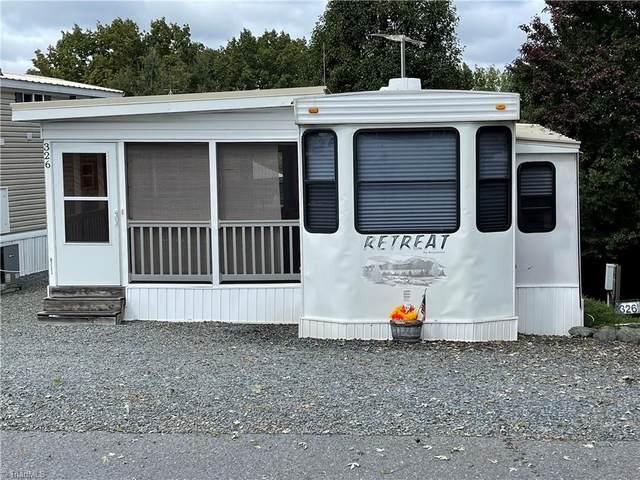 326 Mount View Lane, New London, NC 28127 (MLS #1045646) :: Berkshire Hathaway HomeServices Carolinas Realty