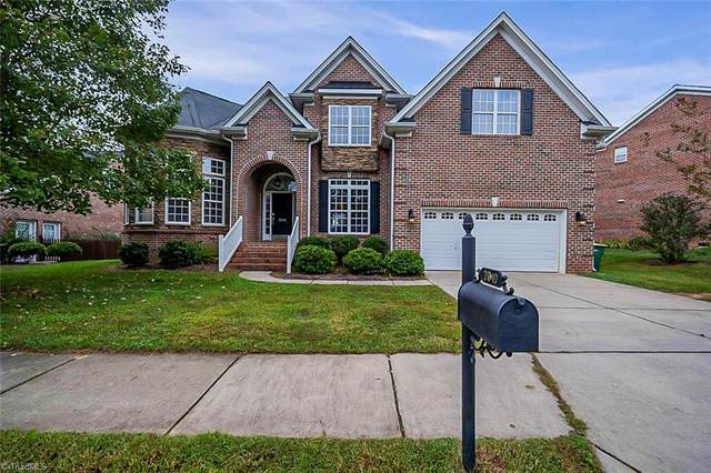 2010 Waterford Village Drive, Clemmons, NC 27012 (MLS #1045698) :: Hillcrest Realty Group
