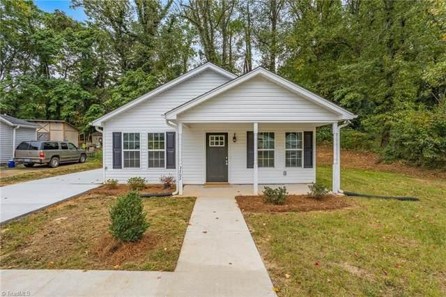 3505 Irwin Street, Greensboro, NC 27405 (MLS #1045699) :: Hillcrest Realty Group
