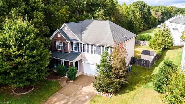 2613 Macdougall Drive, Burlington, NC 27217 (MLS #1045704) :: Witherspoon Realty