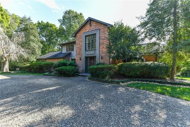 5505 Westfield Drive, Greensboro, NC 27410 (MLS #1045710) :: Witherspoon Realty