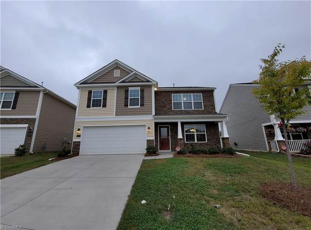 524 Winners Choice Drive, Whitsett, NC 27377 (#1045715) :: Mossy Oak Properties Land and Luxury