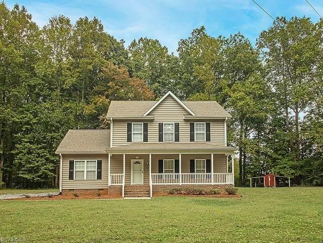 325 Mims Farm Road, Reidsville, NC 27320 (#1045723) :: Premier Realty NC