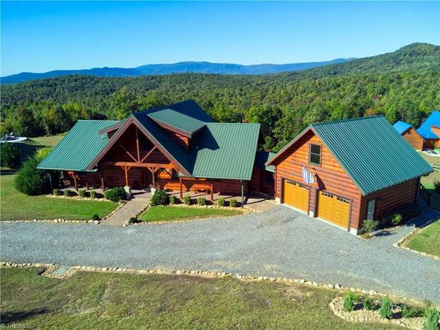 171 Mountain Escapade, Mount Airy, NC 27030 (MLS #1045744) :: EXIT Realty Preferred