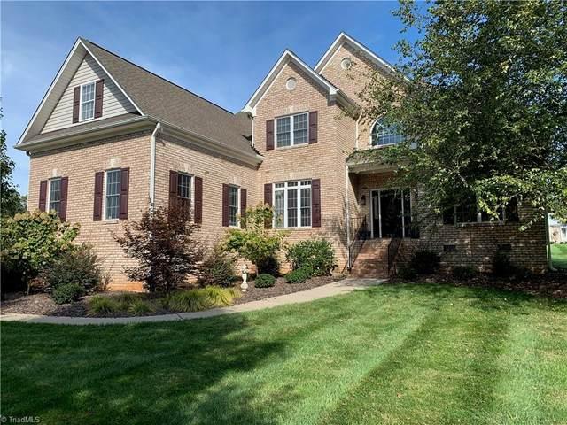 7591 Jac A Roe Drive, Summerfield, NC 27358 (MLS #1045746) :: Berkshire Hathaway HomeServices Carolinas Realty