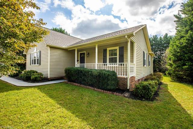 173 Sunnydell Lane, Mocksville, NC 27028 (#1045822) :: Rachel Kendall Team