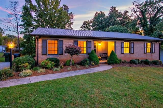 103 Markwood Lane, Lexington, NC 27295 (MLS #1045833) :: EXIT Realty Preferred