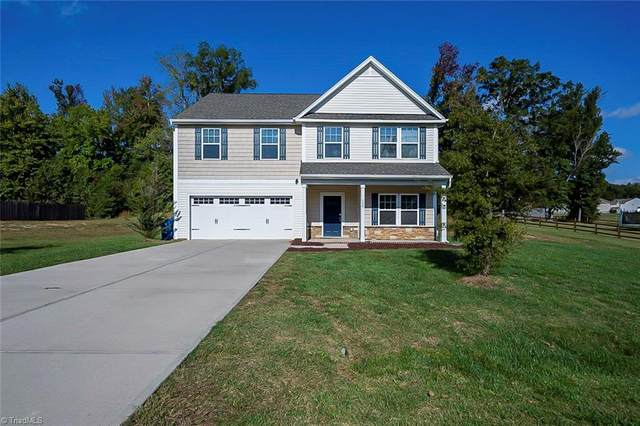 130 Old Homeplace Drive, Advance, NC 27006 (#1045862) :: Rachel Kendall Team