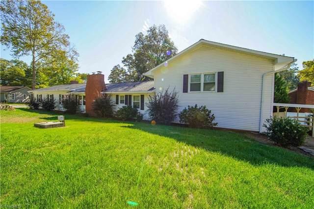 814 Hunt Road, Lexington, NC 27292 (MLS #1045891) :: EXIT Realty Preferred